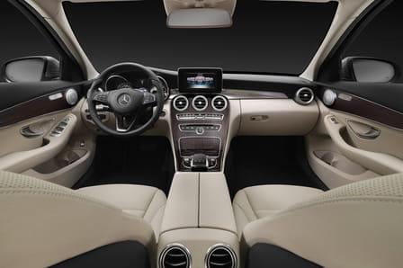 Mercedes-Benz Třída C (205) Sedan (od 03/2014) 1.6, 100 kW, Naftový, Automatická převodovka