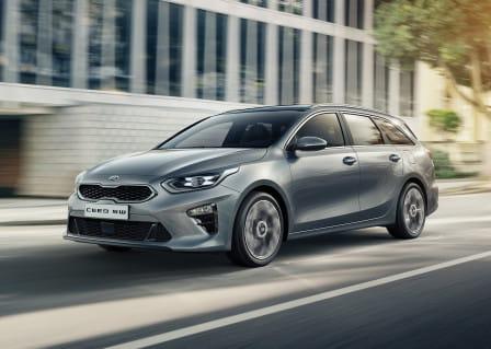 KIA Ceed Sportswagon (od 06/2018) 1.0, 88 kW, Benzinový