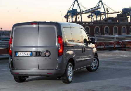 Fiat Doblo Cargo (od 01/2015) 1.3, 70 kW, Naftový