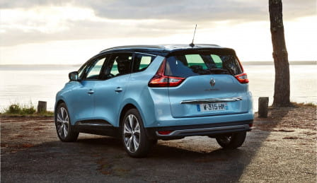 Renault Grand Scénic (od 11/2016) 1.2, 85 kW, Benzinový