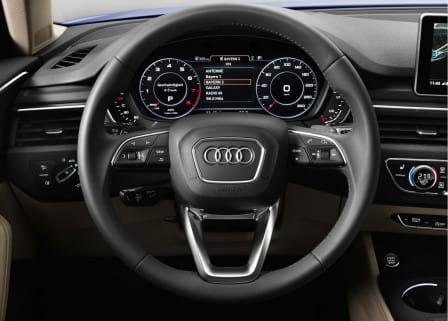 Audi A4 Sedan (od 11/2015) 2.0 TDI, 140 kW, Naftový, 4x4, Automatická převodovka
