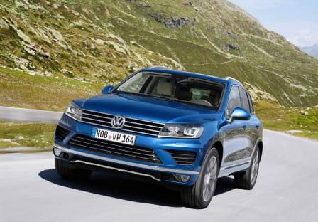 Volkswagen Touareg (08/2014 - 06/2018)