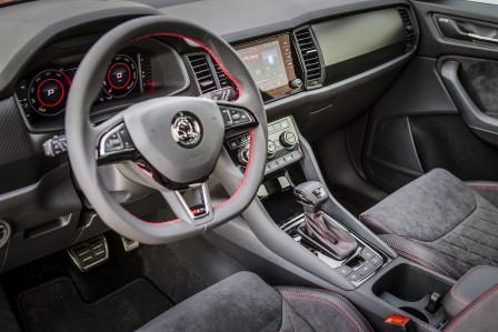 Škoda Kodiaq RS (od 12/2018)