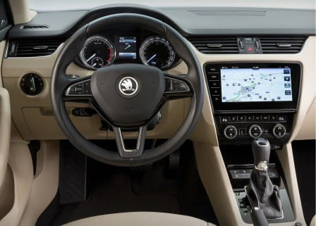Škoda Octavia (od 01/2017) 1.4 TSI, 110 kW, Benzinový