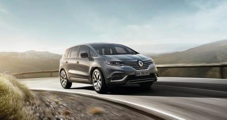 Renault Espace (od 04/2015) 1.6, 147 kW, Benzinový, Automatická převodovka