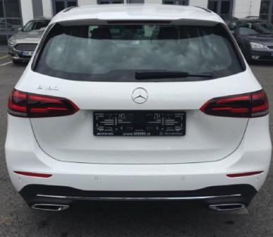 Mercedes-Benz Třída B (od 02/2019) Základní