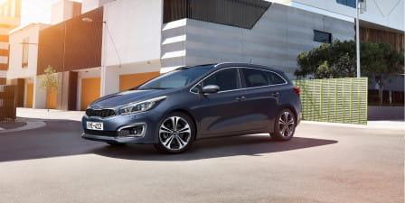 KIA cee´d Sportswagon (od 09/2015) 1.4, 73 kW, Benzinový