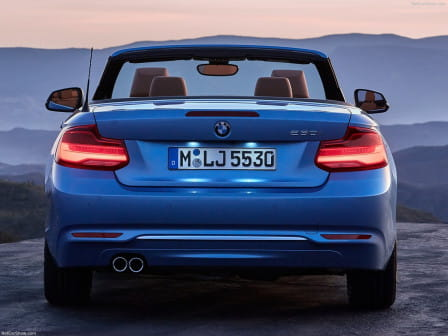BMW 225d Cabrio Advantage Steptronic