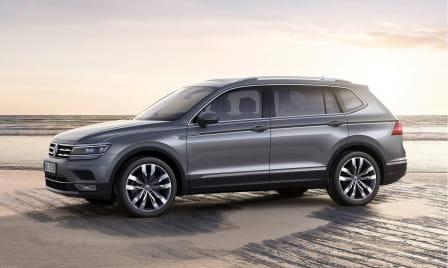 Volkswagen Tiguan Allspace (od 09/2017) 1.4, 110 kW, Benzinový
