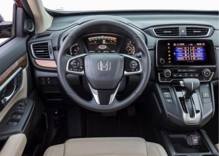 Honda CR-V (od 03/2015) 1.6, 88 kW, Naftový, 4x4