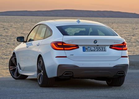 BMW Řada 6 Gran Turismo