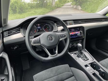 Volkswagen Passat Variant (od 08/2019) Elegance