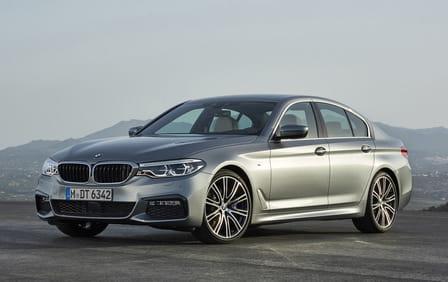 BMW Řada 5 Sedan (od 02/2017) 2.0, 185 kW, Hybridní, Automatická převodovka