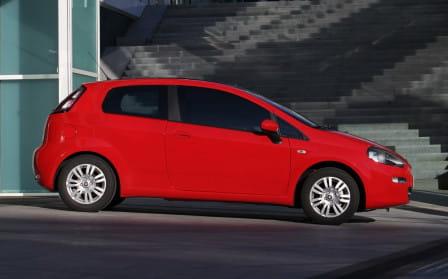 Fiat Punto (od 01/2012) 0.9, 77 kW, Benzinový