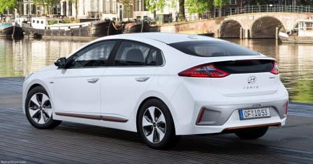 Hyundai IONIQ Elektro EV Ultimate