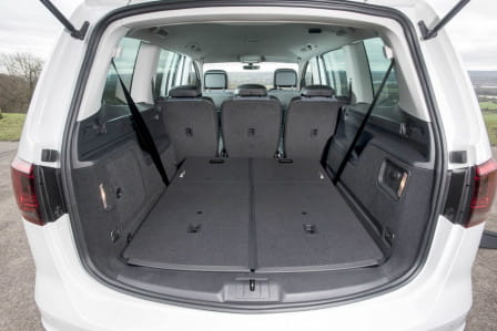 SEAT Alhambra (od 06/2015) 2.0 TDI, 135 kW, Naftový, 4x4, Automatická převodovka