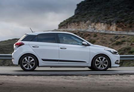 Hyundai i20 (od 12/2014) 1.0, 88 kW, Benzinový