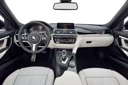 BMW Řada 3 Touring (od 07/2015) 2.0, 135 kW, Benzinový, 4x4, Automatická převodovka