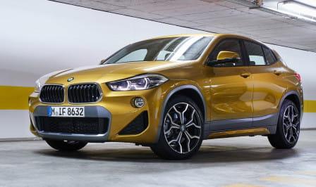 BMW X2 sDrive18i DSG M Sport X