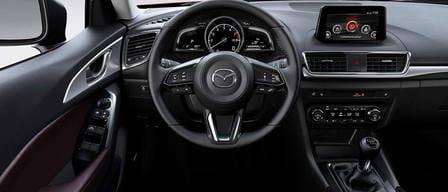 Mazda 3 (od 02/2017) 2.2, 110 kW, Naftový