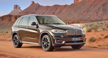 BMW X5 (od 11/2013) 3.0, 225 kW, Benzinový, 4x4, Automatická převodovka