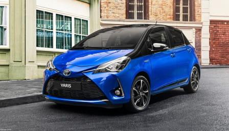 Toyota Yaris (od 04/2017) 1.0, 51 kW, Benzinový