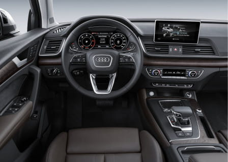 Audi Q5 2.0 TFSI sport quattro S tronic