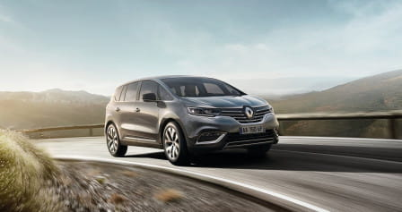 Renault Espace (od 04/2015) 1.6, 118 kW, Naftový, Automatická převodovka