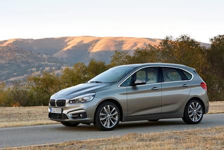 BMW Řada 2 Active Tourer (od 09/2014) 2.0, 170 kW, Benzinový, 4x4, Automatická převodovka