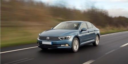 Volkswagen Passat Sedan (od 10/2014) 1.4 BMT, 110 kW, Benzinový, 4x4