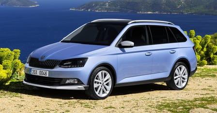 Škoda Fabia Combi ScoutLine (od 01/2016) 1.2 TSI, 81 kW, Benzinový, Automatická převodovka