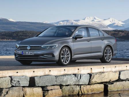 Volkswagen Passat Sedan (od 08/2019) 1.5, 110 kW, Benzinový, Automatická převodovka