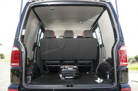 Volkswagen T6 Multivan (od 07/2015) 2.0 TDI BMT, 110 kW, Naftový