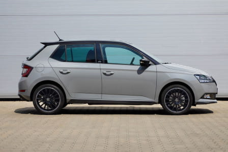 Škoda Fabia 1.0 TSI Monte Carlo Plus