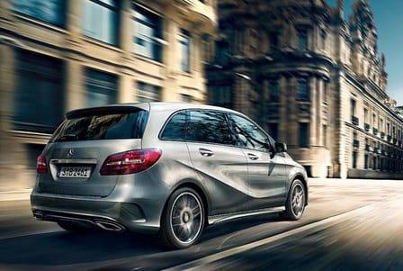 Mercedes-Benz Třída B (od 11/2014) 2.1, 130 kW, Naftový, 4x4, Automatická převodovka