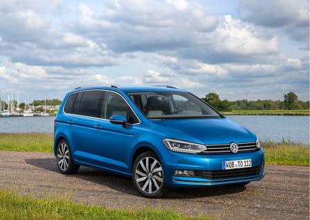 Volkswagen Touran (od 09/2015) 1.4 BMT, 110 kW, Benzinový, Automatická převodovka