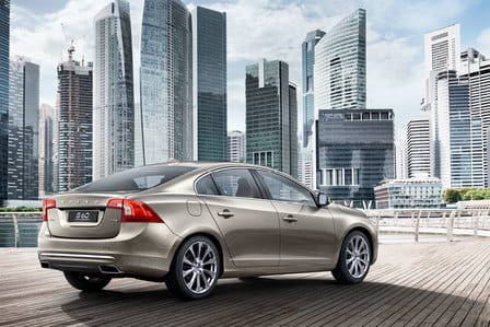 Volvo S60 T4 Summum Geartronic