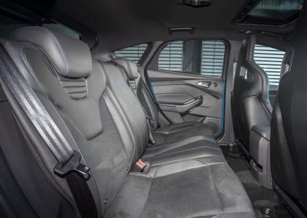 Ford Focus RS (od 03/2016) 2.3, 257 kW, Benzinový, 4x4