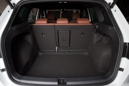 SEAT Ateca (od 08/2016) 1.4 TSI, 110 kW, Benzinový