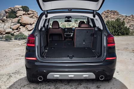BMW X3 (od 10/2017) 2.0, 135 kW, Benzinový, 4x4, Automatická převodovka