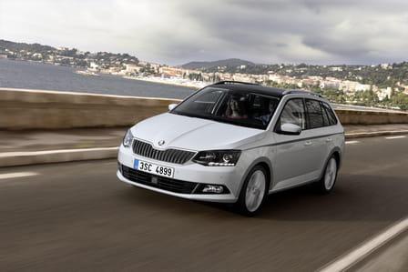Škoda Fabia Combi (od 01/2015) 1.2 TSI, 81 kW, Benzinový, Automatická převodovka