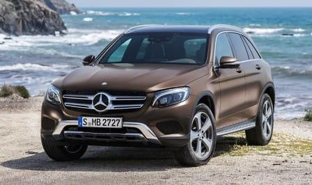 Mercedes-Benz GLC (od 09/2015) 300, 180 kW, Benzinový, 4x4, Automatická převodovka