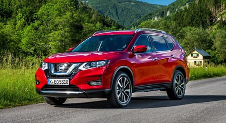Nissan X-Trail (od 07/2014) 1.6 dCi, 96 kW, Naftový, 4x4