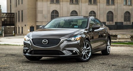 Mazda 6 Liftback (od 02/2015) 2.2, 110 kW, Naftový