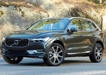 Volvo XC60 (od 05/2017) 2.0 B5, 173 kW, Hybridní, 4x4, Automatická převodovka