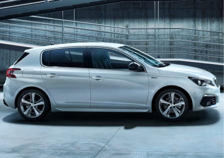 Peugeot 308 (od 06/2017) 1.6, 88 kW, Naftový