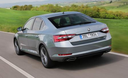 Škoda Superb (od 06/2015) Ambition