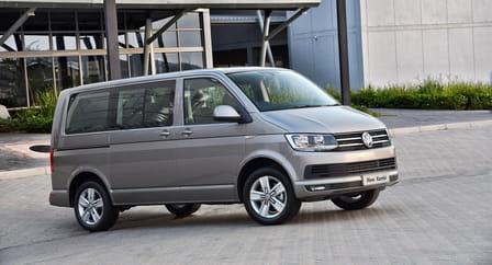 Volkswagen T6 Transporter Kombi (od 07/2015) 2.0 TDI BMT, 150 kW, Naftový, 4x4, Automatická převodovka