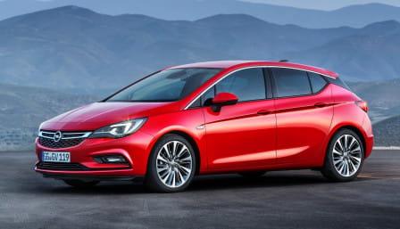 Opel Astra 1.6 CDTI Innovation Automatic