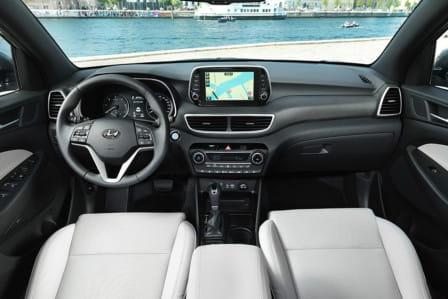 Hyundai Tucson (od 07/2019) 1.6, 130 kW, Benzinový, 4x4, Automatická převodovka